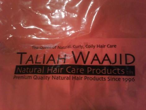 Taliah Waajid Gift Bag!