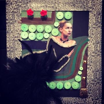 Luxe Fashion Mixed Media